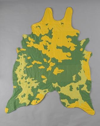 Pele Verde e Amarela (Mapa), 2008