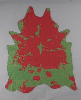 Pele Verde e Vermelha (Mapa), 2008