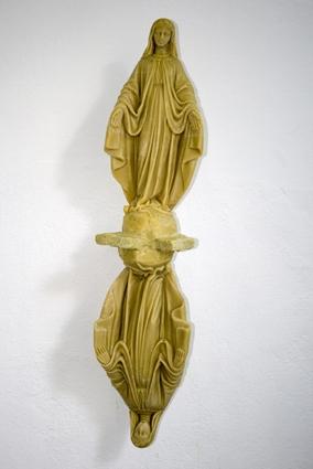 Reflected Madonna, 2008