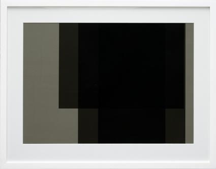 Transparency Black (TB02-B), 2009