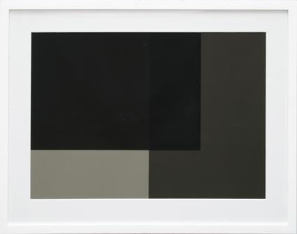 Transparency Black (TB03-B), 2009