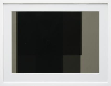 Transparency Black (TB04-B), 2009
