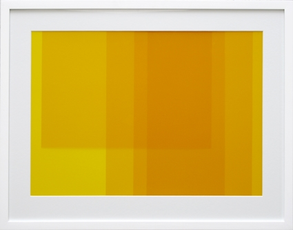 Transparency Yellow (TY01-B), 2009