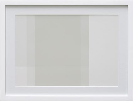Transparency White (TW01-D), 2009