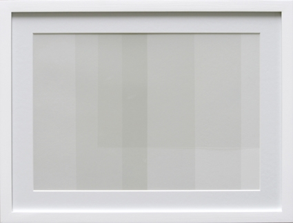 Transparency White (TW05-D), 2009
