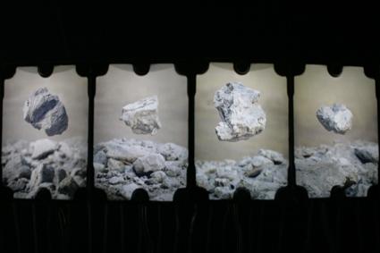 P.M.a.G. 62 [pólo magnético anti-gravitacional 62 pedras] (detalhe), 2009