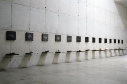 SÉRIE PEDRAS, 2009 (vista)