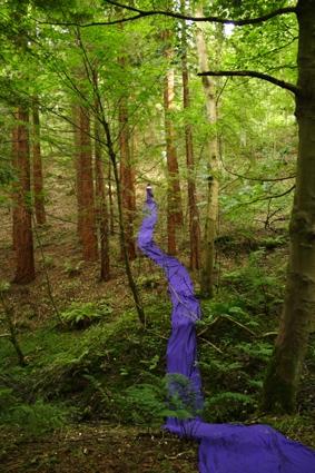 Purple Green 5, 2008