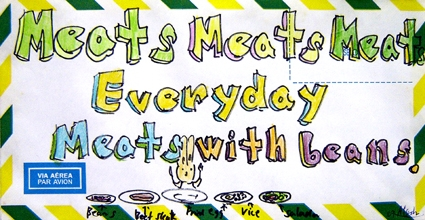 Meats Meats Meats Everyday Meats With Beans, 2009