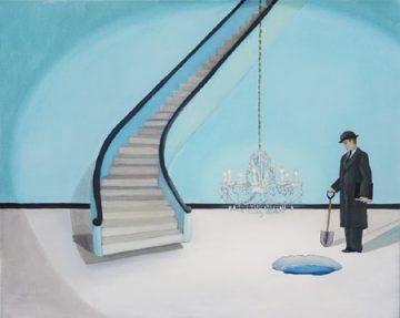 O inevitável (um enigma aflitivo que o vinha torturando havia algum tempo), 2009