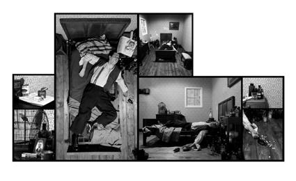 Suicide Self-Portrait - Overdose