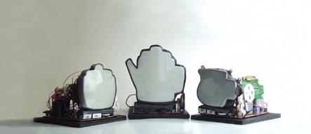 Jogo de Chá - Série Objetos Mórficos, 2005