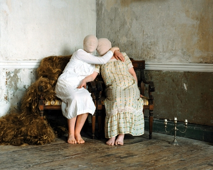Mella and Elmira (11, Henrietta Street, Dublin), 2007