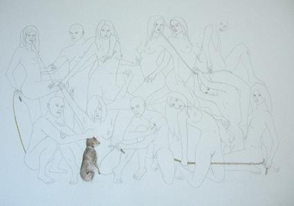 ANGELVS DOMINI - Shaving the Hare, 2007