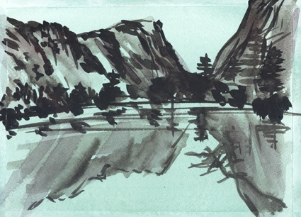 Mirror Lake, 2008