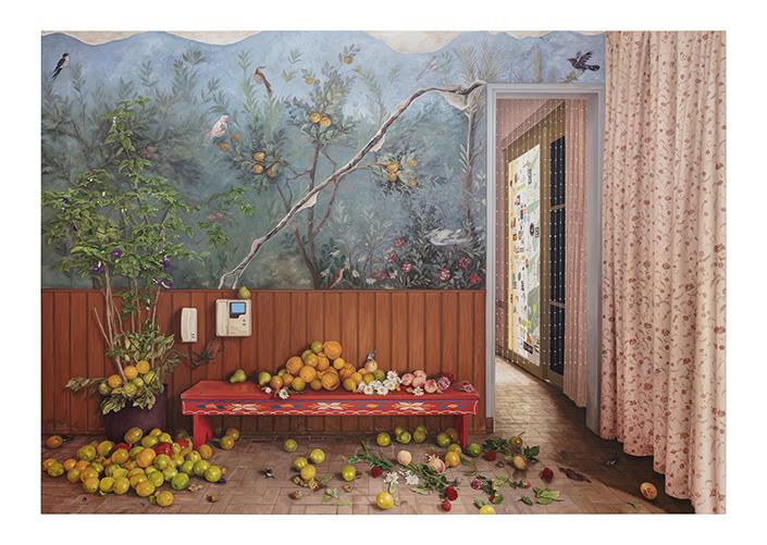 Quarto Livia (Casa Campo Verde/Rino Levi), 2018