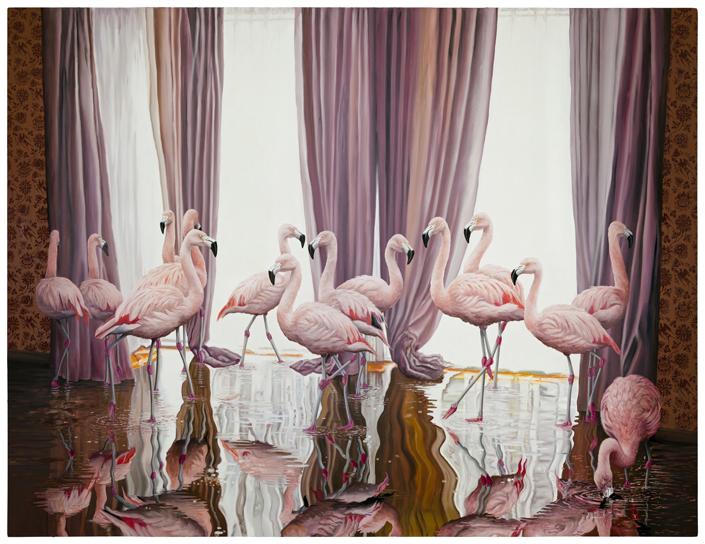 Flamingos, 2013