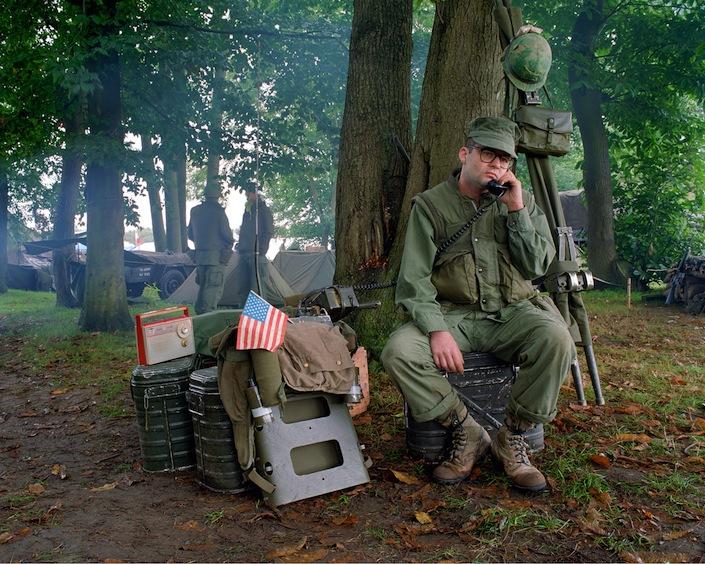 Nymph (Ben Roberts. C-Company. 5th Battalion. U.S. Marine Corps. Vietnam. 1968), 2004