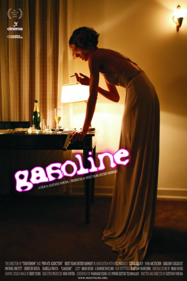 Gasoline Poster, Projeto Heist Films, 2013