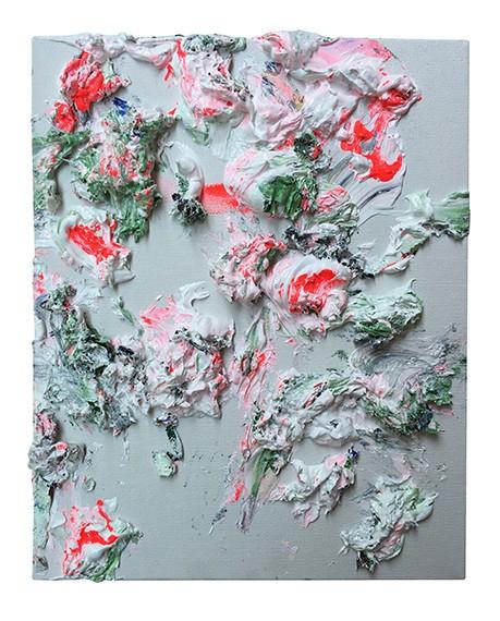 Inventário Arte Outra; Não-pintura 06 HB, 2015