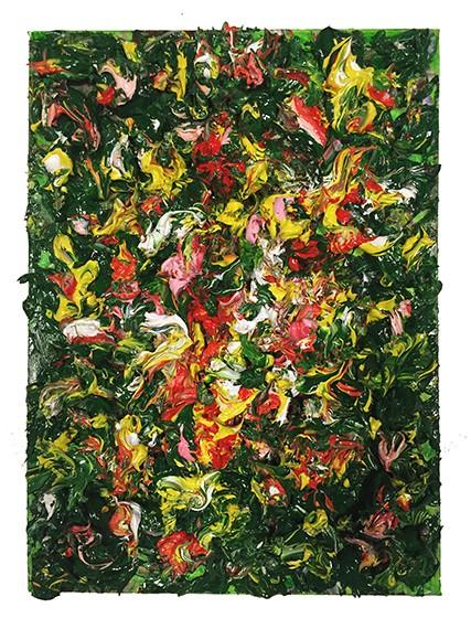 Inventário Arte Outra; Não-Pintura 19 HB, 2015
