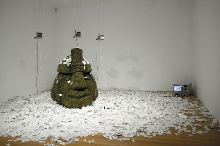 Ambiente de Stereo Realidad 3 - Inkarri, 2007