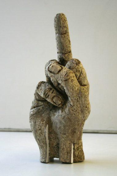 Escultura de feria 2, 2009