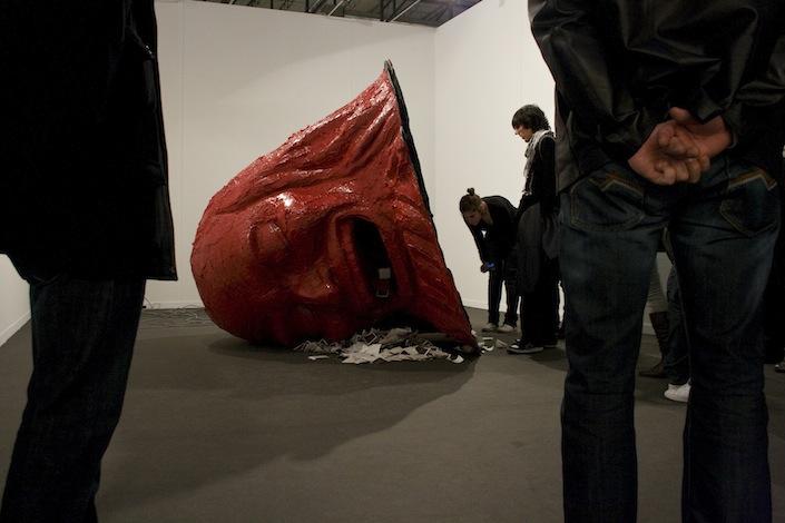 Gigante Rojo - Realismo cinico, 2009
