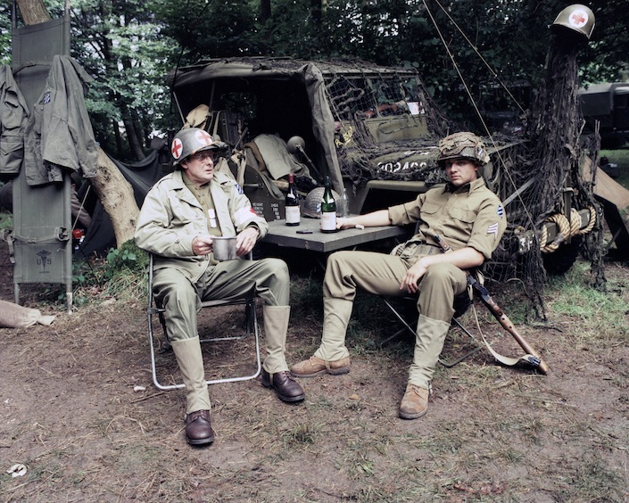 Mike Drewson & Damian Rowley. 3rd Infantry Division. U.S. Army. September 1944, 2007