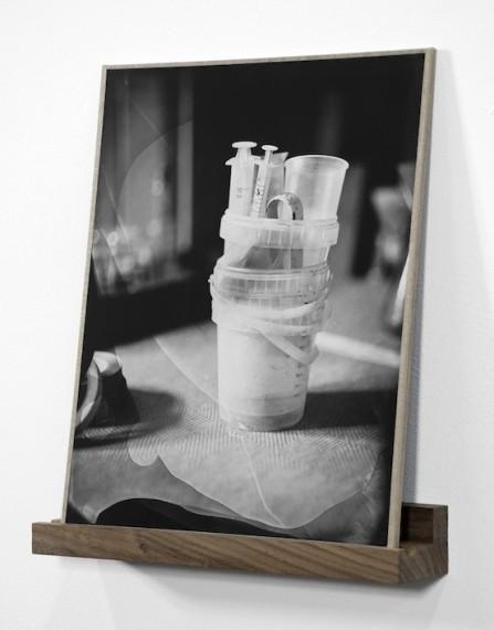 Studio Still Life - Pots, 2012