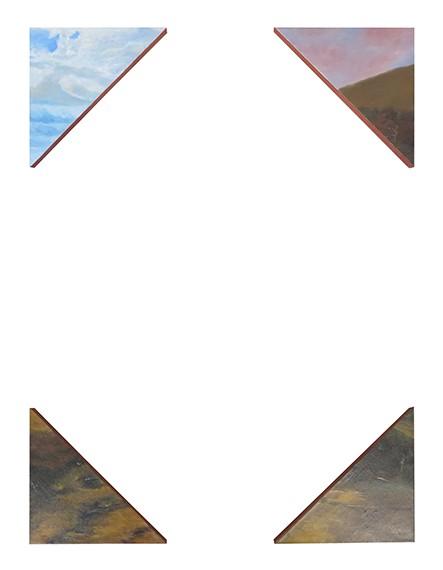 Cuatro Esquinas IV, 2017