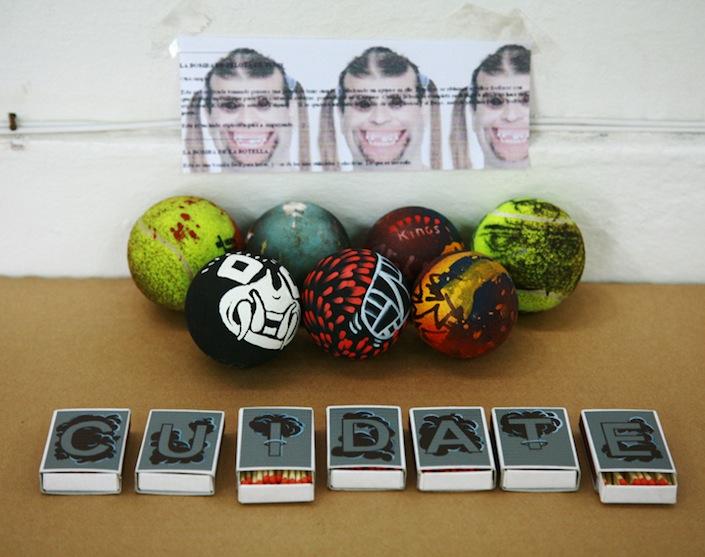 Ball Bomb 01, 2008