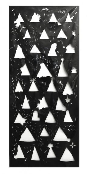 Obituario ornamental #20, 2016