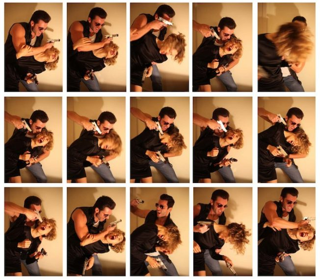 Gasoline [Hollywood em Chamas] - Mia Wallace e Jules Winnfield, cena 06, 2013