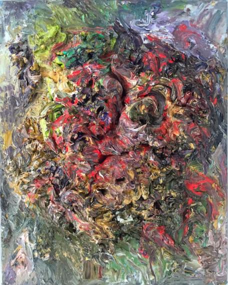 Inventário Arte Outra; não-pintura 04 AV, 2014