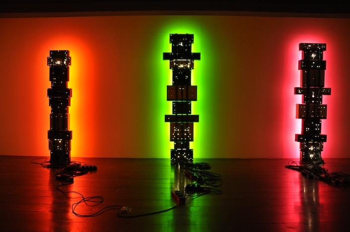 Backlight I, II e III, 2010