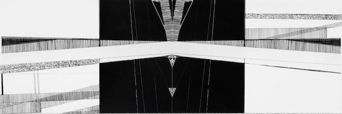 Sem título (Blackout)  #1, 2012