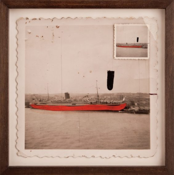 Red Ship (navio), 2012