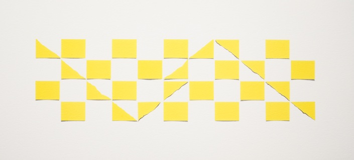 Post-itesquema (Volpi III), 2013