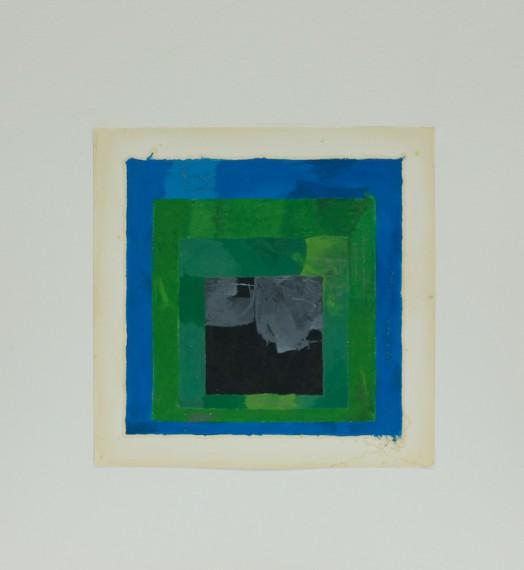 Homenagem (teste de cores J. Albers) XVI, 2016