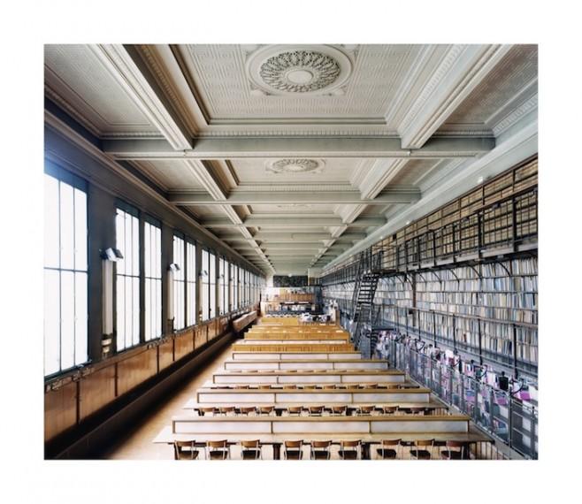 Bibliothéque de L'Ecole Universitaire de Medecine Paris I  2007
