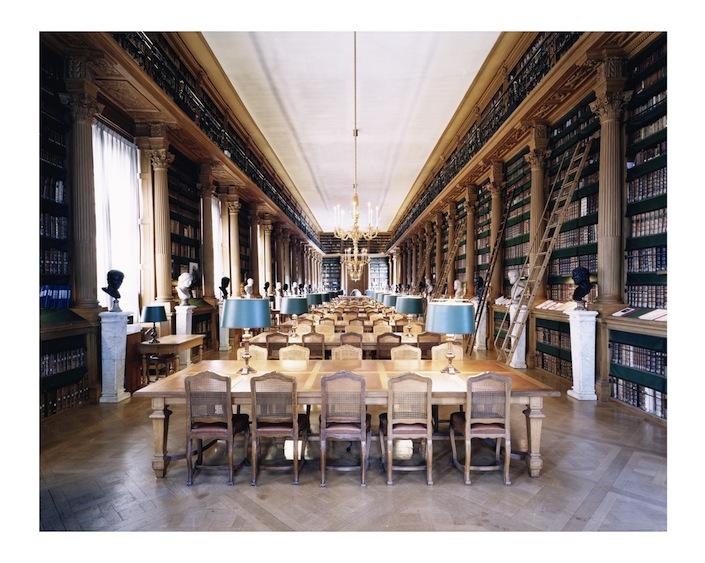 Bibliothéque Mazarine Paris I  2007