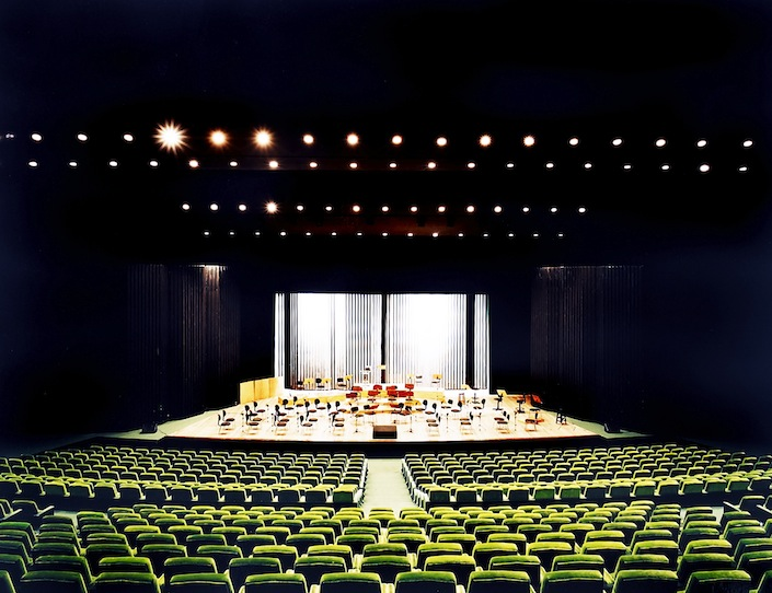 Teatro Nacional Brasilia III , 2005