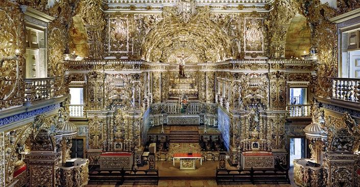 Igreja de São Francisco de Assis Salvador Bahia III, 2005
