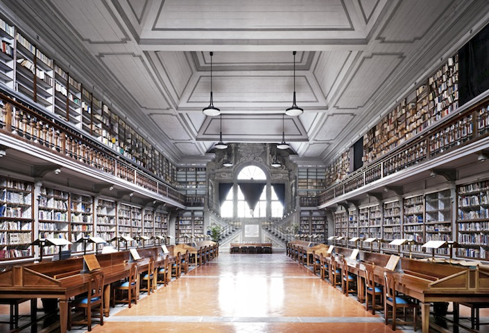 Biblioteca degli Uffizi Firenze II  2008