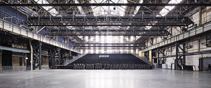 Jahrhunderthalle Bochum II 2009