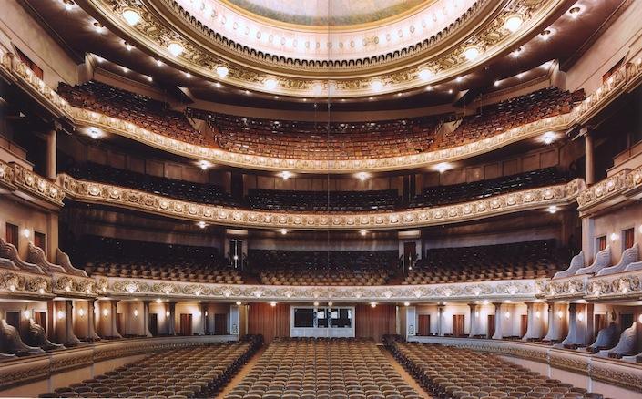 Teatro Municipal Rio de Janeiro II  2005