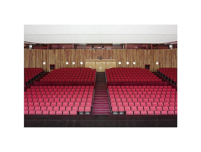 Auditório Ibirapuera São Paulo II, 2012