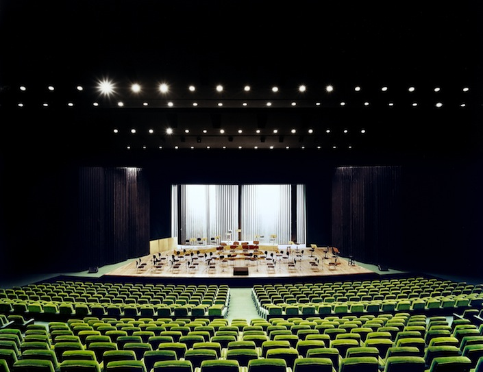 Teatro Nacional Brasilia III , 2005 > Teatro Nacional Brasilia III , 2005