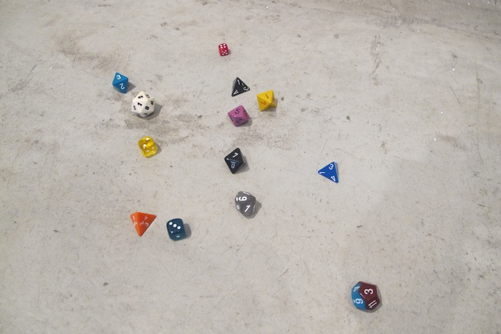 Yet herein, it could be heard over there two albino children playing with discordant dice, 2013